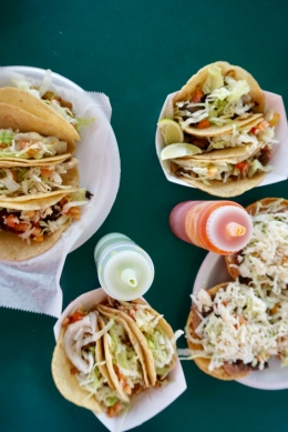 tacos on tacos on tacos